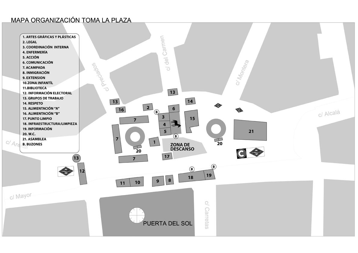 Hija de zapatero en la puerta del sol zarrapastroso for Puerta del sol madrid mapa