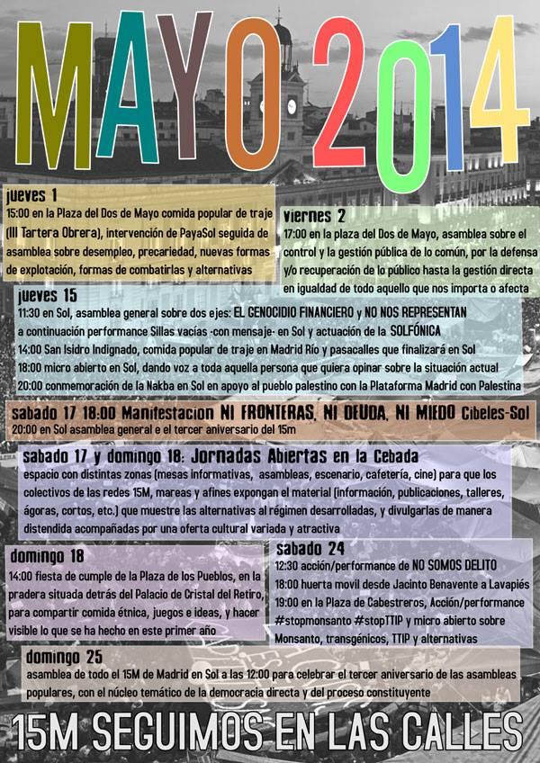 Mayo Global 2014 (programa)